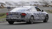 2011 Audi A7 prototype spy photo 28.06.2010