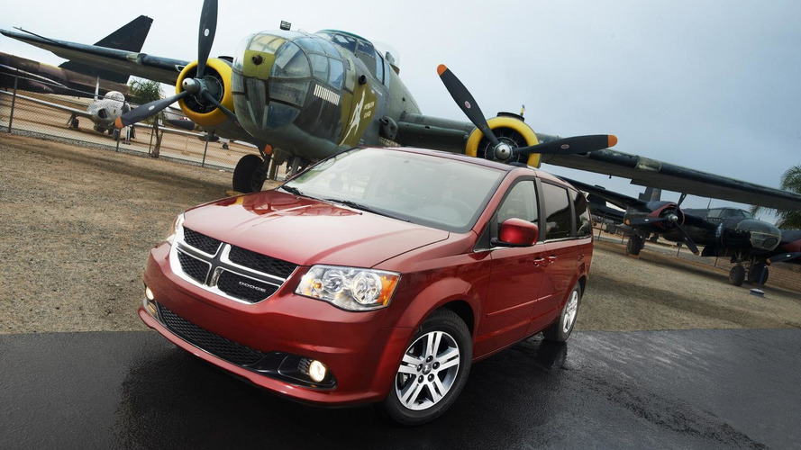 Dodge Recalls 297K Grand Caravans For Sudden Airbag Deployment