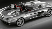 2009 Mercedes-Benz McLaren SLR Stirling Moss