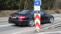 2010 Mercedes E63 AMG Sedan Prototype