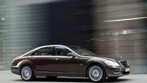 2010 Mercedes-Benz S-Class facelift
