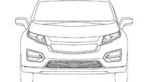 Chevrolet Volt MPV patent design sketch - 1600 - 19.04.2010
