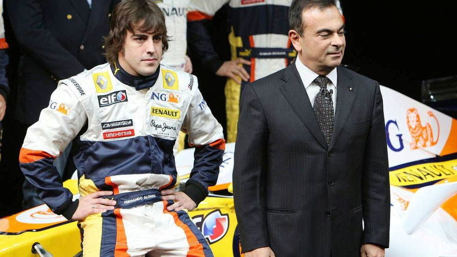 Ghosn holding fire on 'crash-gate' reaction