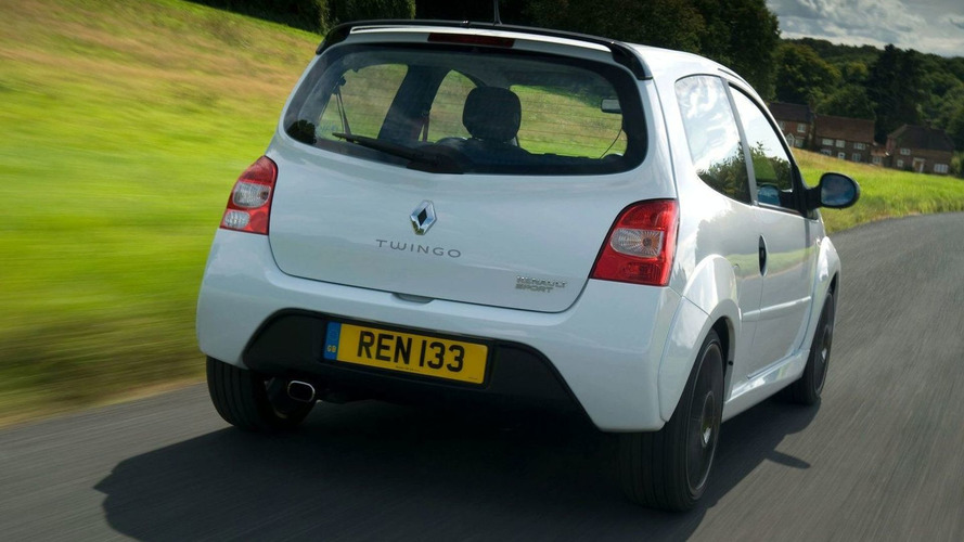 RENAULTSPORT Twingo 133 Cup Released