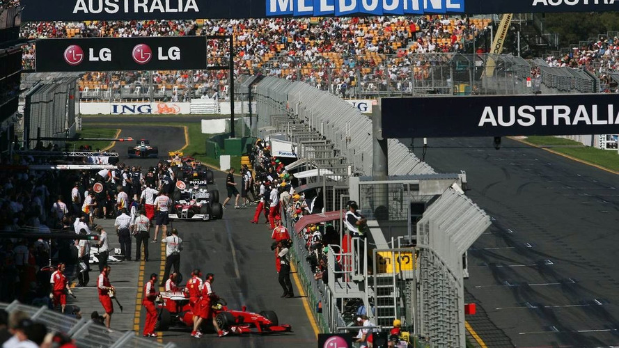 No title sponsor yet for 2010 Australian GP