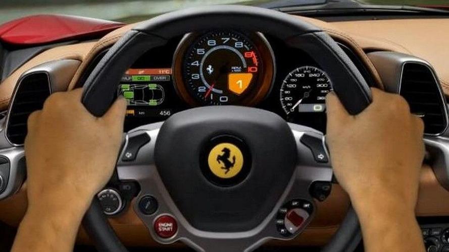 New Ferrari 458 Italia promo video released
