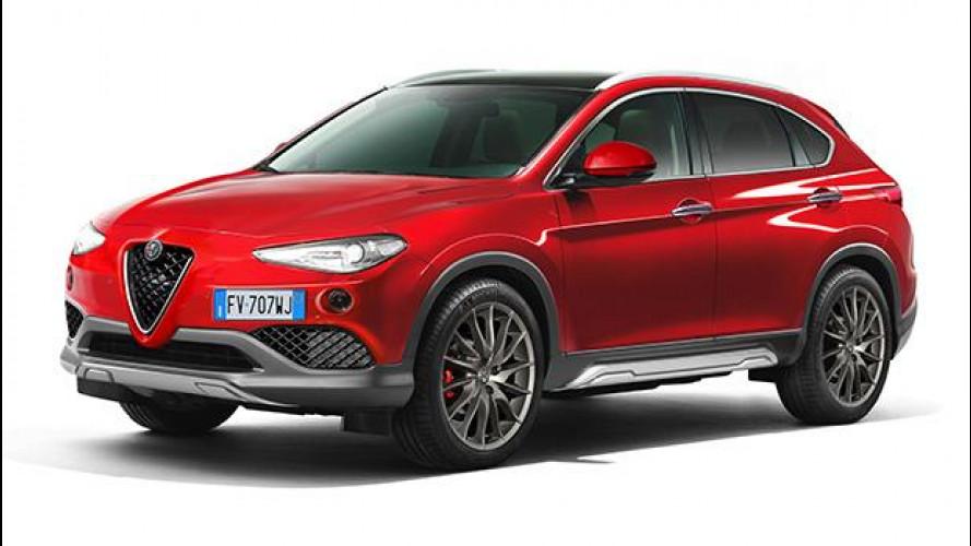 Alfa Romeo SUV, si chiamerà Stelvio?