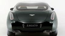 Bentley GTZ Zagato