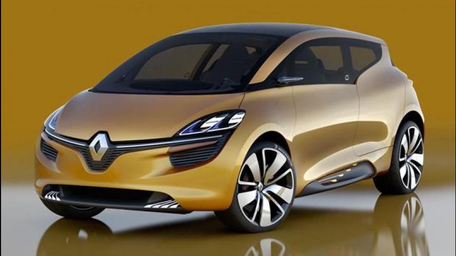 Nuova Renault Scenic, debutto a Ginevra