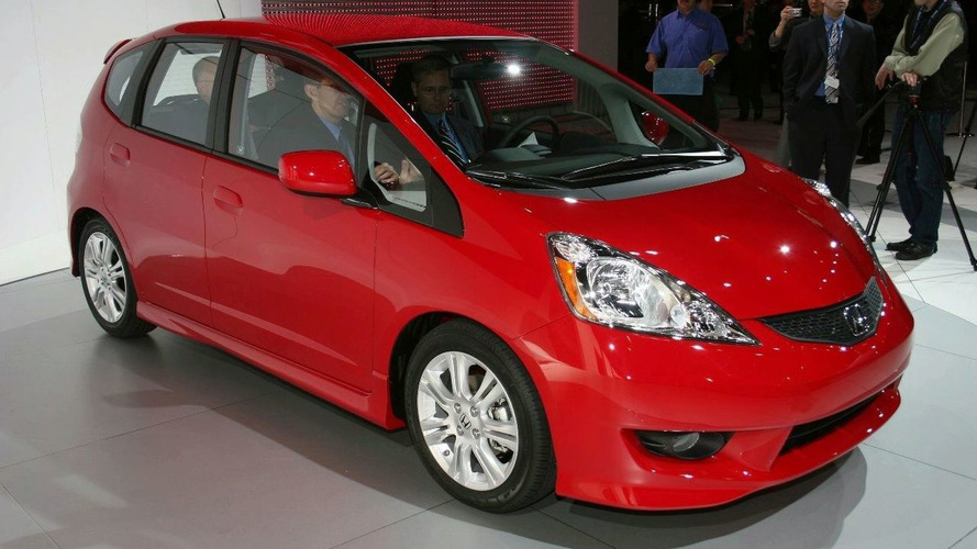 All New Honda Fit Unveiled in New York