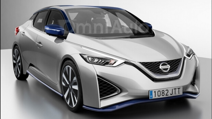Nuova Nissan Leaf, sarà la prima di una nuova
