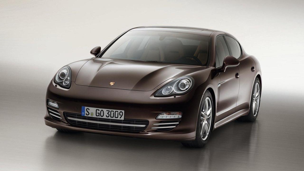 Porsche Panamera Platinum Edition 18.10.2012