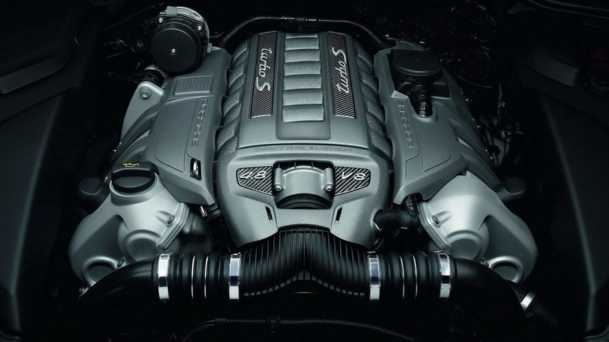 Porsche Cayenne Turbo S shows its off-road chops [video]