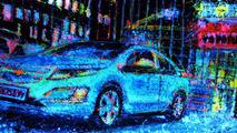 Chevrolet Volt UV paint ad 18.5.2012