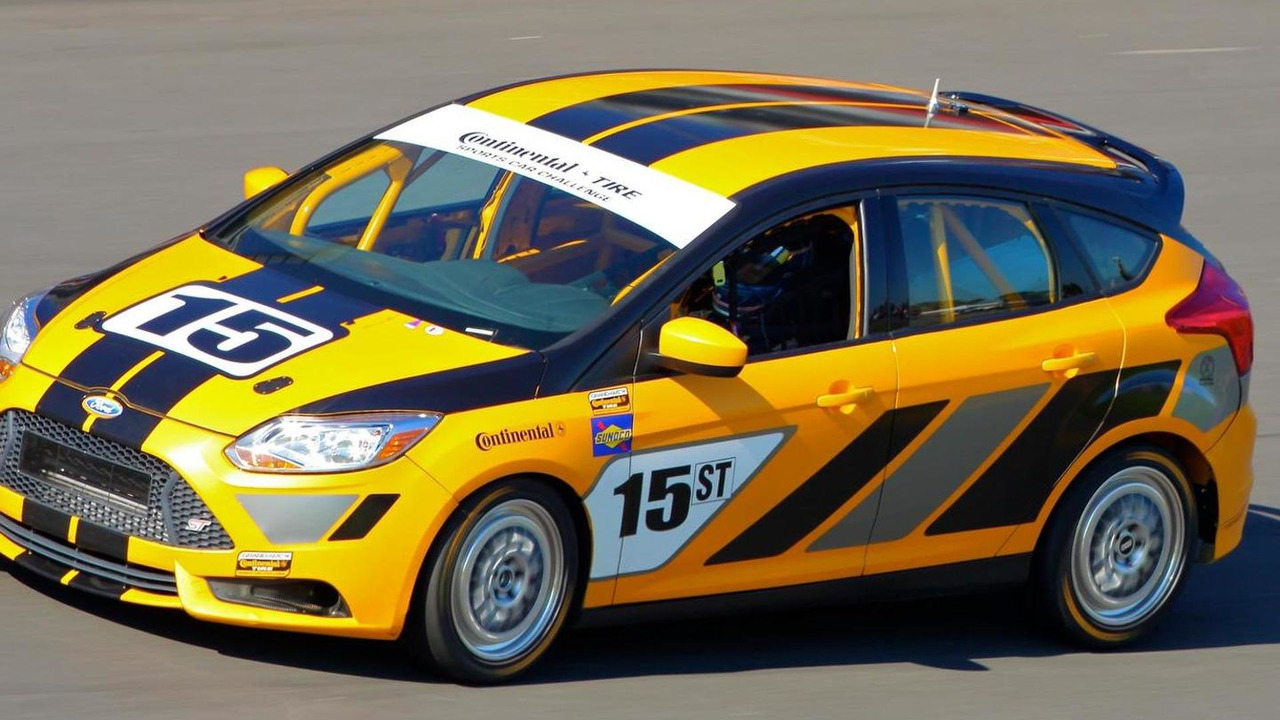 Ford Racing Focus ST-R