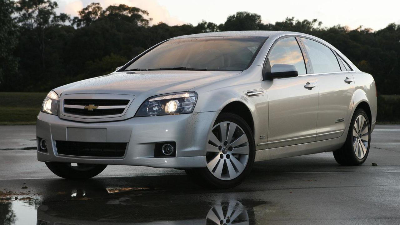 Chevrolet Caprice SS 08.5.2012