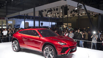 Lamborghini Urus konsept SUV, Pekin