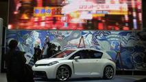 Nissan Sport Concept exhibition