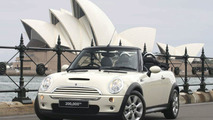 Pepper White MINI Cooper S Cabrio