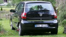 VW Fox Sport Spy Photos