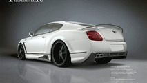 Bentley Continental GT Widebody by Premier4509