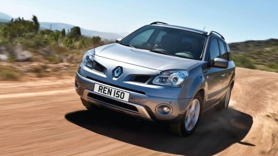 Renault Koleos Pricing Announced