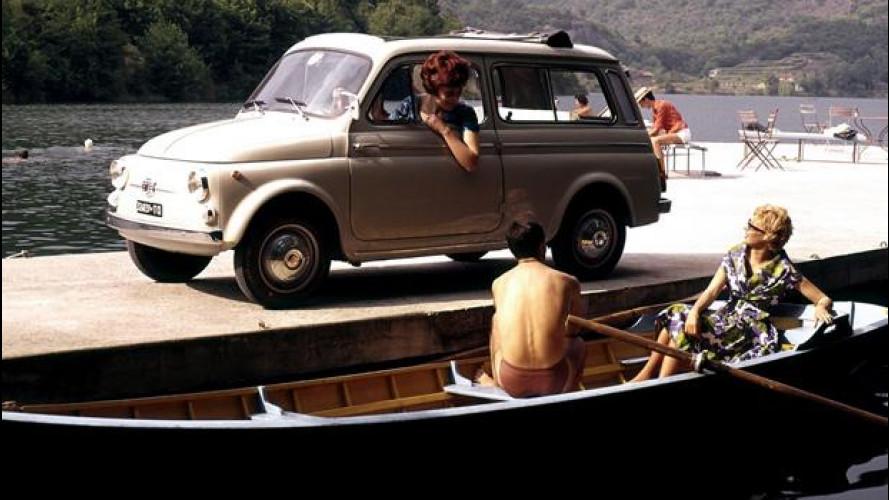 Fiat 500 Giardiniera, la mini wagon