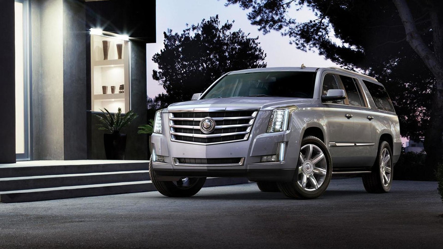 Cadillac Escalade-V could debut next year with 600+ bhp