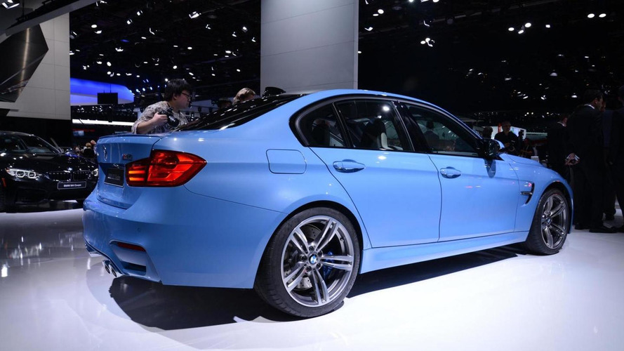 2014 BMW M3 roars into the Motor City