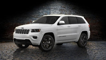 2014 Cherokee, Grand Cherokee and Wrangler Altitude Editions