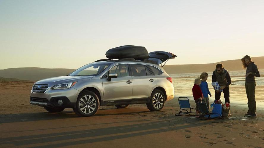 2015 Subaru Outback pricing announced (US)