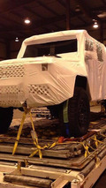 Mercedes-Benz G63 AMG 6x6 for Jurassic Park 4
