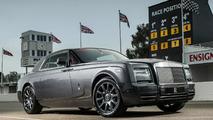 Rolls-Royce Phantom Bespoke Chicane Coupe introduced