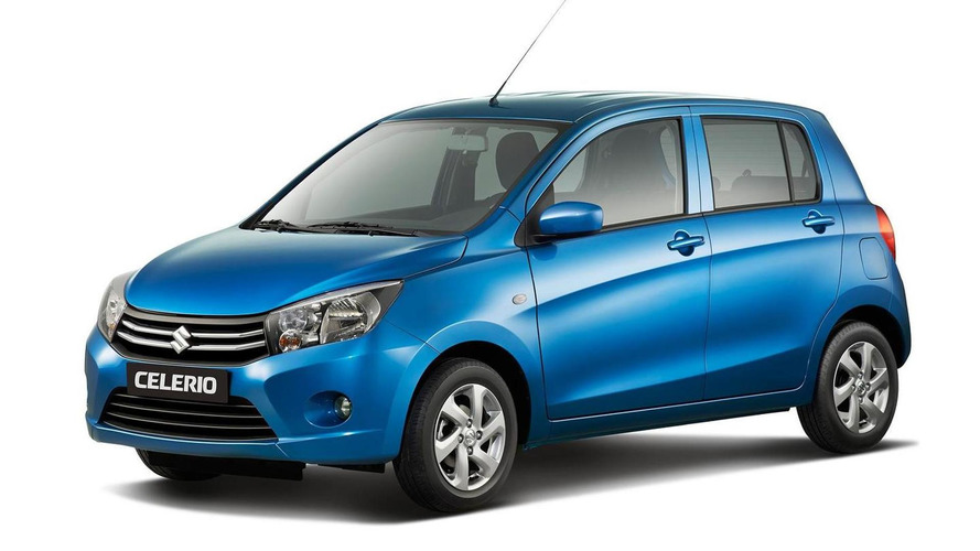 2014 Euro-spec Suzuki Celerio confirmed for Geneva Motor Show debut in March