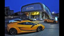 Lamborghini Napoli, l'inaugurazione