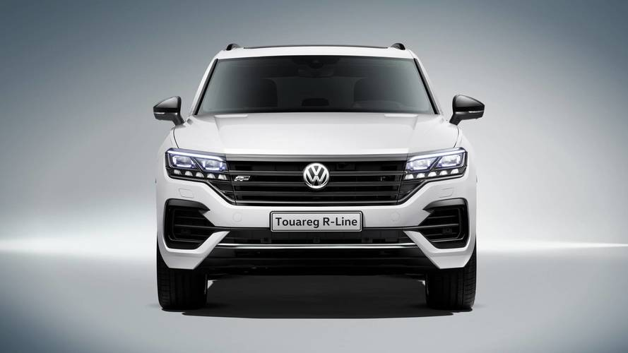 VW's third-generation Touareg is bigger and bolder than ever