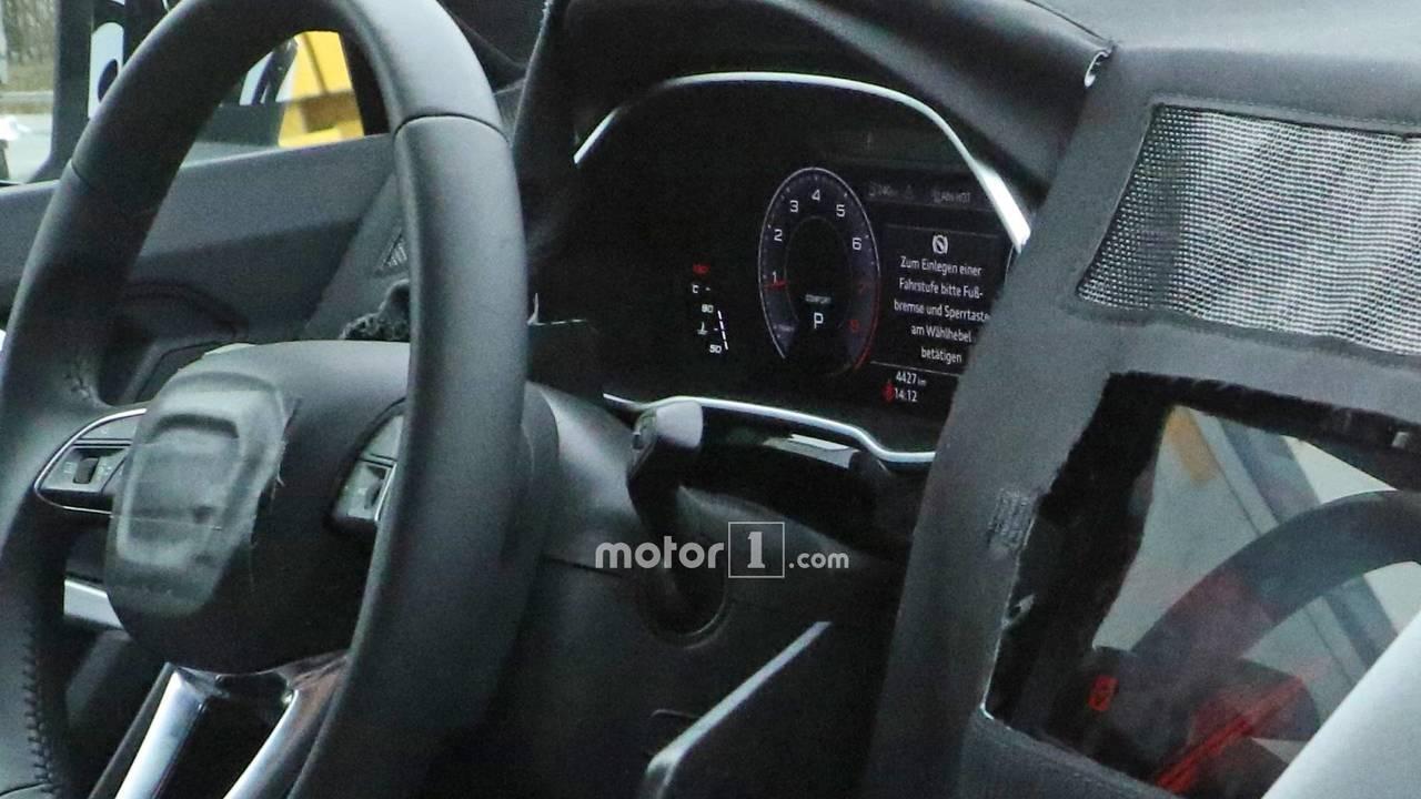 2019 Audi Q3 Reveals Most Of Its Interior In New Spy Shots