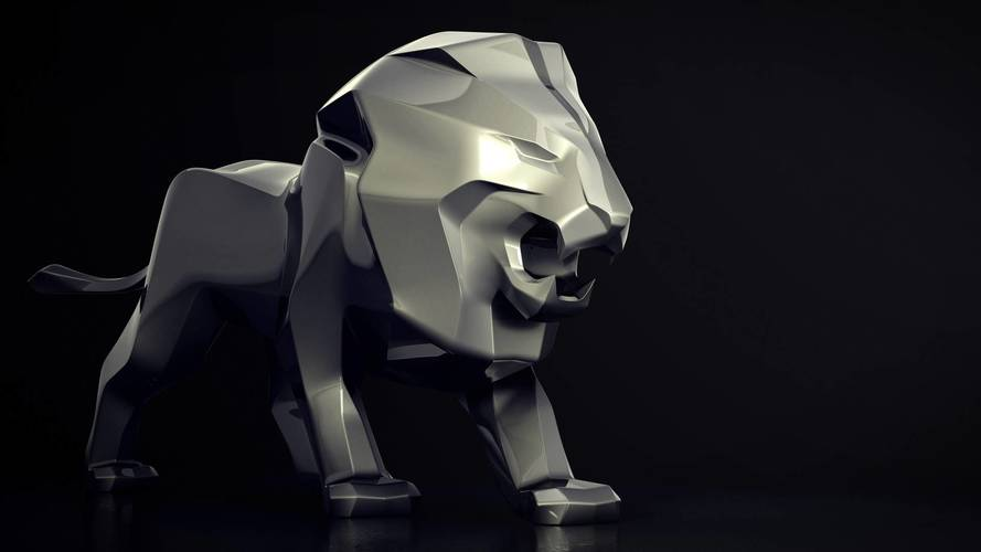 Giant Peugeot Lion Sculpture Is The Brand's New Ambassador