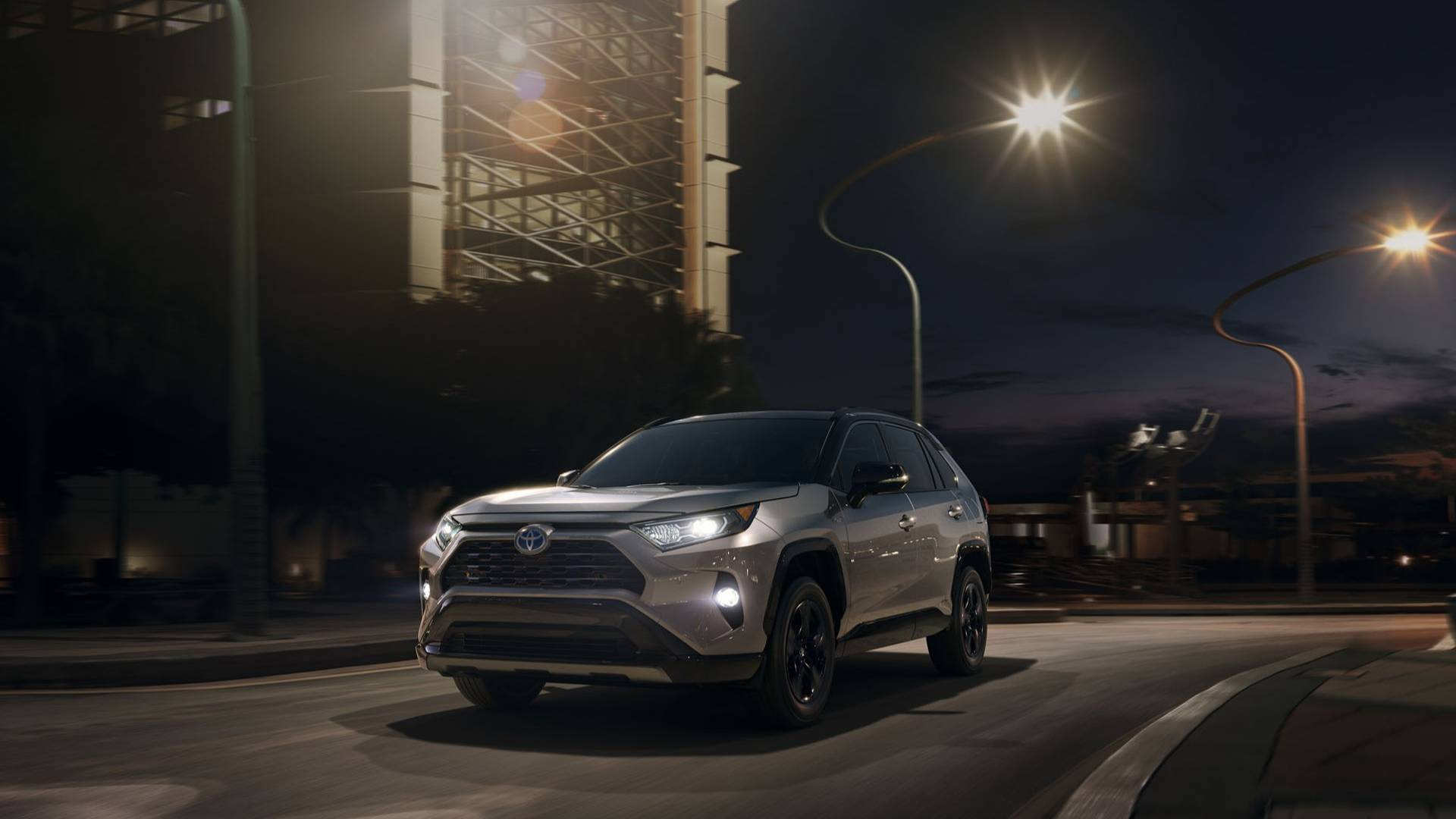 Off Road Design >> 2019 Toyota RAV4