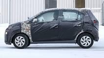 2018 Hyundai Santro spy photo