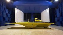 University of Michigan Continuum solar car
