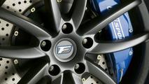 Lexus F-Sport brake upgrade