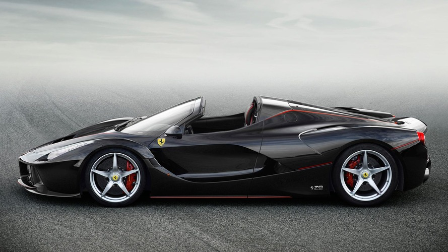 All 200 Ferrari LaFerrari Apertas Sold Out With One Mailing