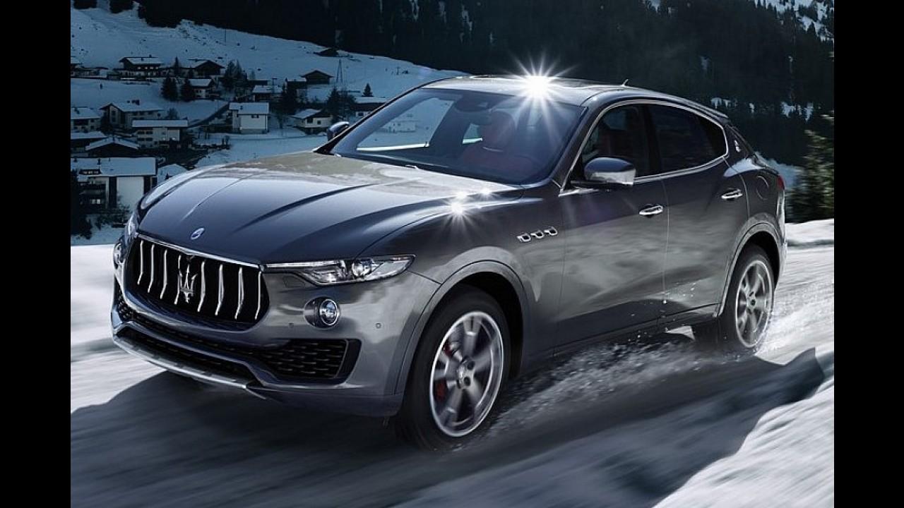 Maserati Levante'nin fiyatı belli oldu