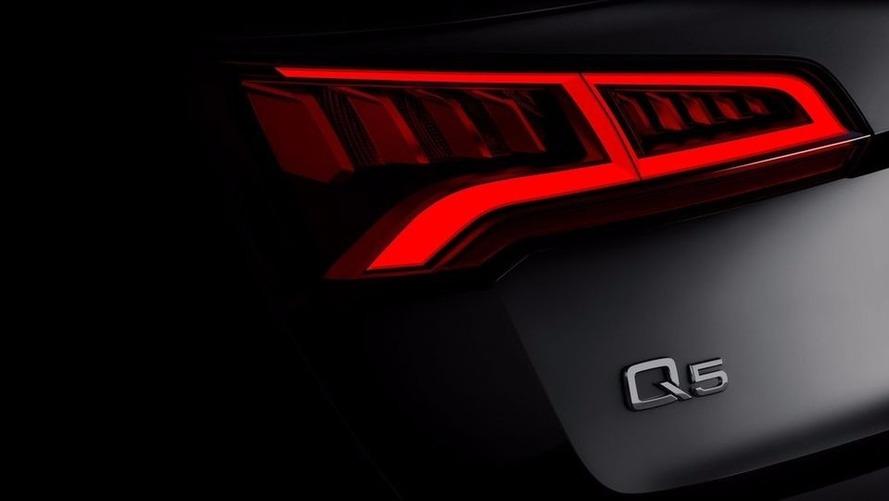 Mondial de Paris - Audi annonce son Q5 en image