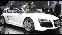 Surge imagem do Novo Opel Astra 2010 - Visual tem linhas inspiradas no Insignia