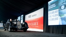 RM Sotheby's auction at Pebble Beach
