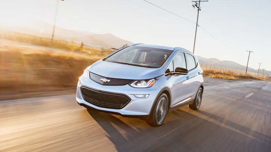 2017 Chevy Bolt