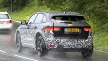 Jaguar J-Pace test aracı casus fotoğrafları