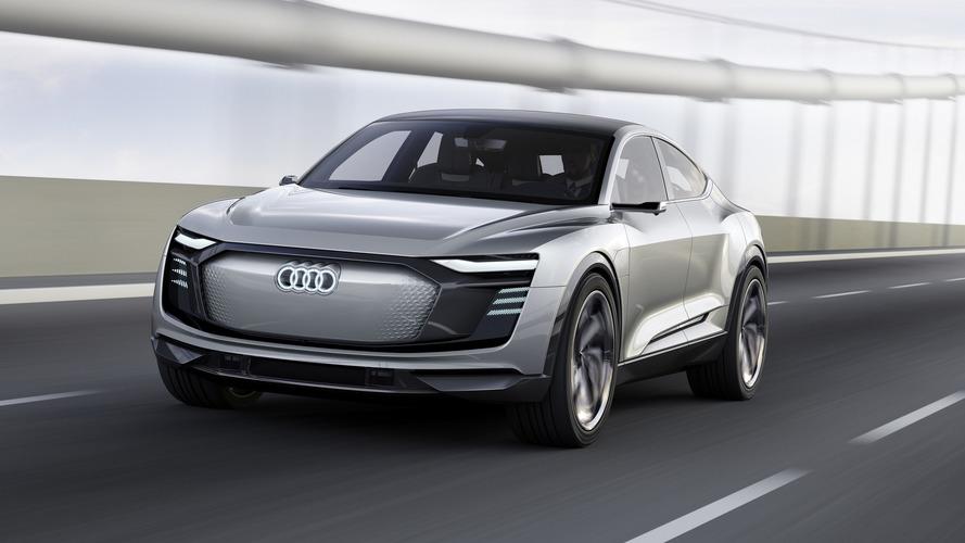 L'Audi e-tron Sportback sera bien commercialisé